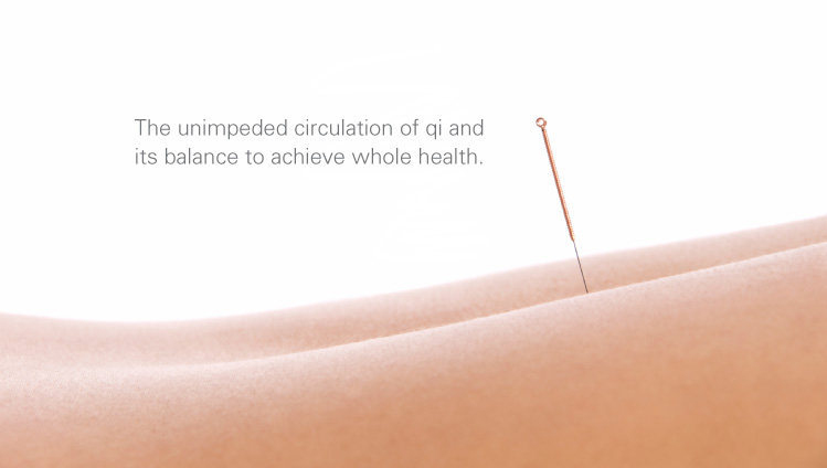 The unimpedid circulation of qi and its balance to achieve whole health - Qi Acupuncture in Auckland, New Zealand